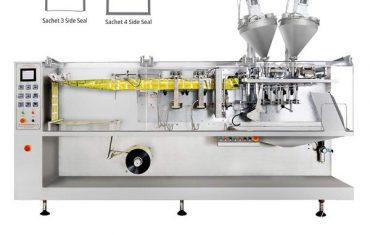30g pulverpåse horisontell form fyllning och tätning förpackningsmaskin