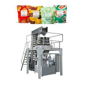 Automatisk påfyllningsförpackningsmaskin för dragkedja