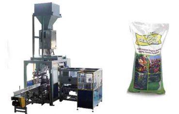 automatisk 50 kg storpåse för kemisk gödningsmedel för stora väskor