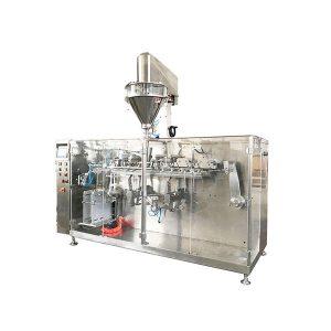 Automatisk horisontell förberedd pulverförpackningsmaskin