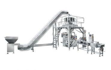 automatisk vertikal form fyllning tätningsmaskin
