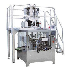 Automatisk torrfruktpåse fyllning packning gör maskiner maskin
