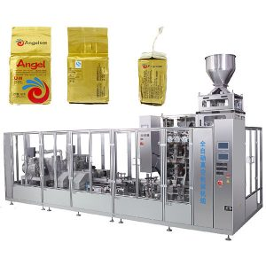 Kaffe Vacuum Brick Bag Packing Machine