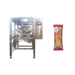 kontinuerlig rörelse vertikal formningsfyllnings- och tätningsmaskin