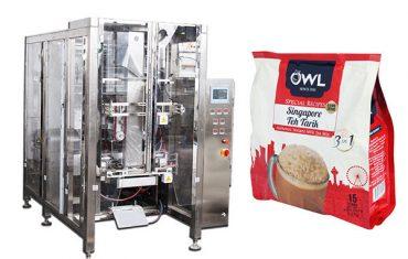 avgasventil automatisk kaffepulverpackningsmaskin