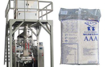 helautomatisk granulatpartikelmat rispackningsmaskin