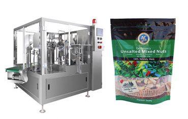 intelligent roterande färdigpåse-förpackningsmaskin