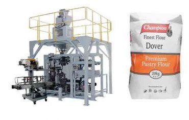 automatisk påfyllningsmaskin för 20 kg mjölpackningsmaskin
