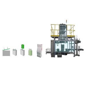 Secondary Packaging Bag I Polywoven Bag Packing Machine