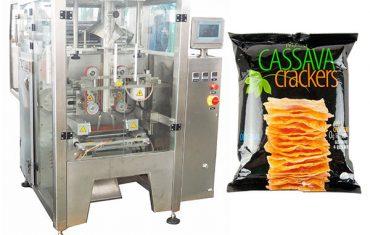 vertikal form och tätning maskinpackning maskin