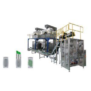Vertikal Packaging Machine Secondary Packing Line