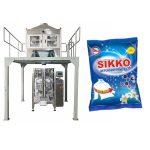 100g-5kg tvättpulverförpackningsmaskin