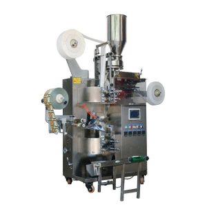 ZT-18 Automatisk Teabag Packaging Machine (med tag och pappers ytterpåse)