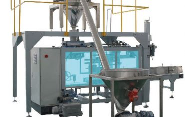 ztcp-25l automatisk vävda väska förpackningsmaskin för pulver
