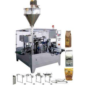 helautomatisk pulverförpackningsmaskineri