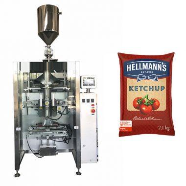500g-2kg ketchup såser förpackningsmaskin